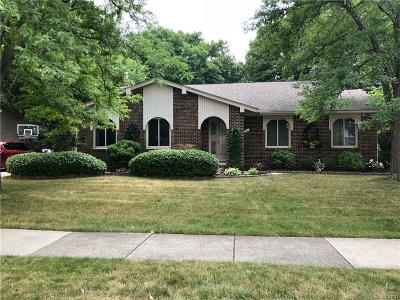 Troy Single Family Home For Sale: 1416 Madison Drive