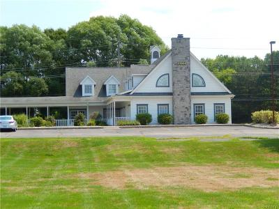 Commercial Lease For Lease: 2287 S Milford Road S #3