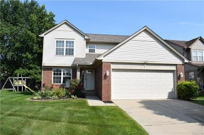 Canton Single Family Home For Sale: 1524 Bayberry Park Circle