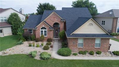 Commerce Twp Single Family Home For Sale: 1864 Twin Sun Circle