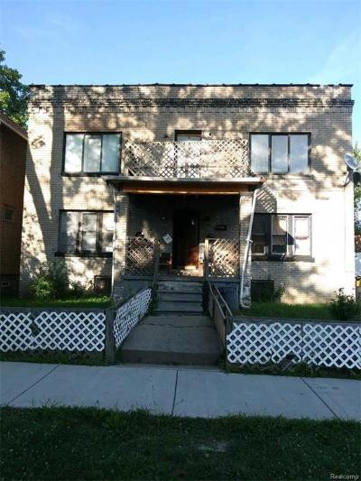 Multi Family Home For Sale: 5312 Maxwell Street