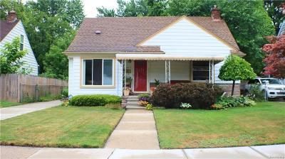 Farmington, Farmington Hills, Southfield, Livonia Single Family Home For Sale: 28457 Everett Street