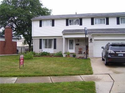 Warren Single Family Home For Sale: 29241 Van Laan Drive