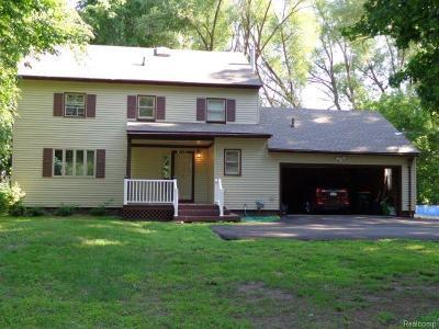Farmington Single Family Home For Sale: 30497 Salisbury Street