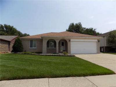 Sterling Heights Single Family Home For Sale: 35860 Collingwood Drive