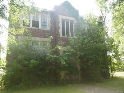Detroit Multi Family Home For Sale: 2929 Northwestern Street
