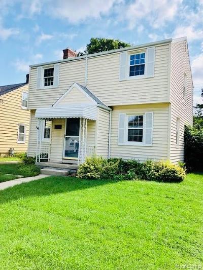 Ferndale Single Family Home For Sale: 1932 Hyland Street