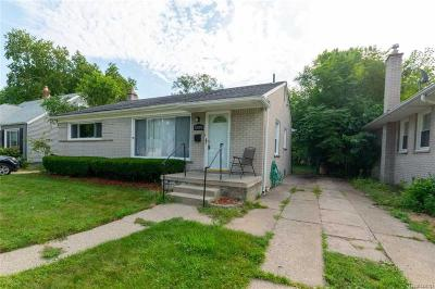 Single Family Home For Sale: 23090 Norwood Street