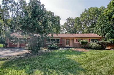 Farmington, Farmington Hills, Southfield, Livonia Single Family Home For Sale: 25097 W Ten Mile Road