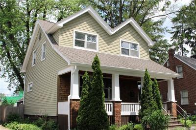 Berkley Single Family Home For Sale: 674 Princeton Road