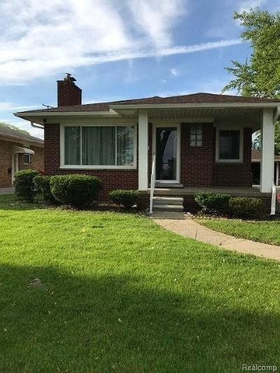 Macomb County Single Family Home For Sale: 17693 Sprenger Avenue