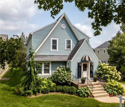 Birmingham Single Family Home For Sale: 1211 Henrietta Street