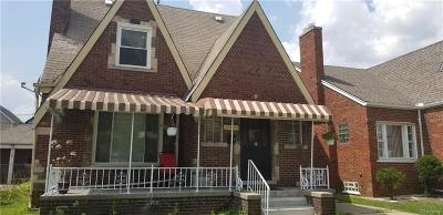 Hamtramck Multi Family Home For Sale: 12029 Charest Street