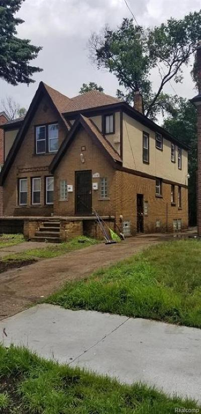 Multi Family Home For Sale: 15340 Ward Street