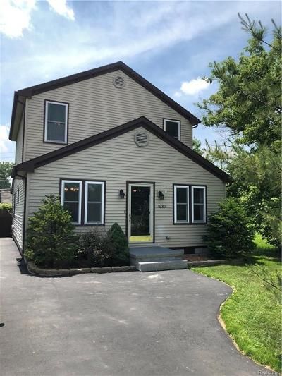 Shelby Twp, Utica, Sterling Heights, Clinton Twp Single Family Home For Sale: 36080 Moravian Drive