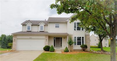 Van Buren Twp Single Family Home For Sale: 9468 Dalton Drive