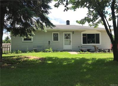 Oakland County Single Family Home For Sale: 2046 Cecil Drive