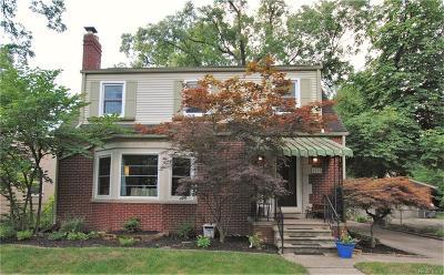 Ferndale Single Family Home For Sale: 1015 W Drayton Street
