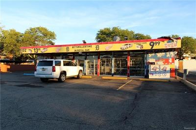 Royal Oak Commercial For Sale: 3115 W Thirteen Mile Road