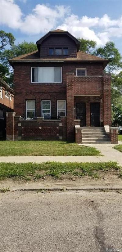 Multi Family Home For Sale: 2741 Doris Street