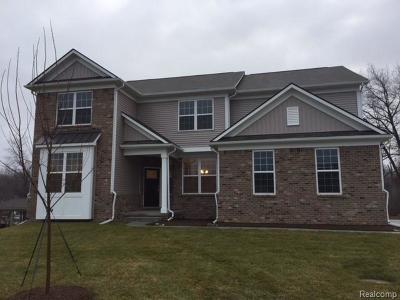 Lyon Twp Single Family Home For Sale: 23497 Underwood Drive