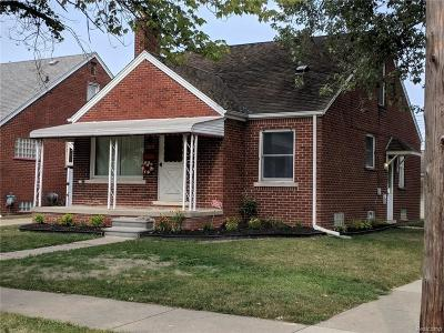 Wyandotte Single Family Home For Sale: 1219 16th Street