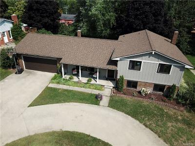 Single Family Home For Sale: 3316 Tiquewood Drive