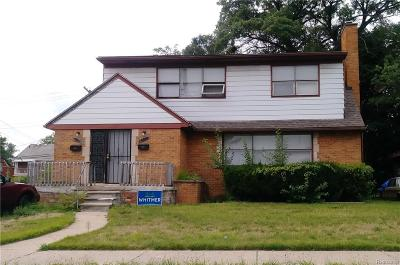 Multi Family Home For Sale: 17347 Meyers Road