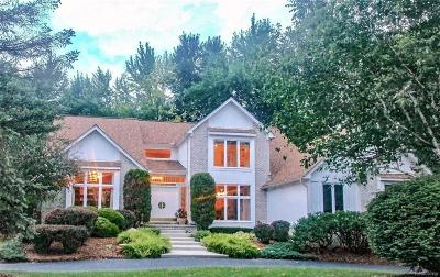 Oakland Twp MI Single Family Home For Sale: $569,000