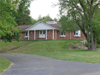 Oxford Single Family Home For Sale: 1284 E Oakwood Road