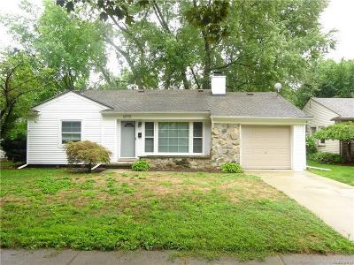 Beverly Hills Vlg Single Family Home For Sale: 15775 Birwood Avenue
