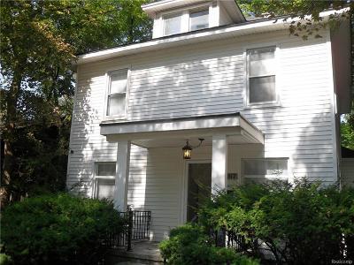 Birmingham Residential Lots & Land For Sale: 267 Oakland Avenue