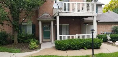 Westland MI Condo/Townhouse For Sale: $129,900