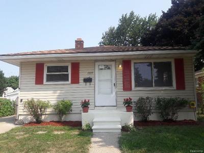 Warren Single Family Home For Sale: 7035 Packard Avenue