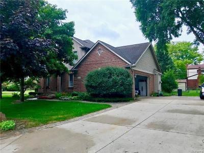 Sterling Heights Single Family Home For Sale: 39498 Marne Avenue