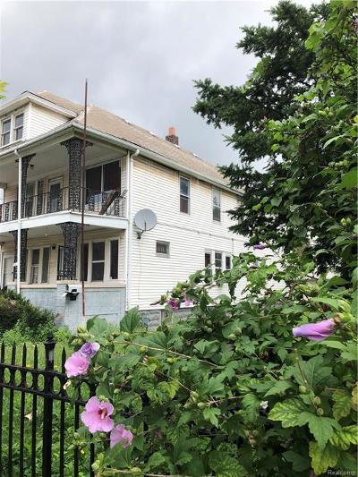 Multi Family Home For Sale: 9316 Dubois Street