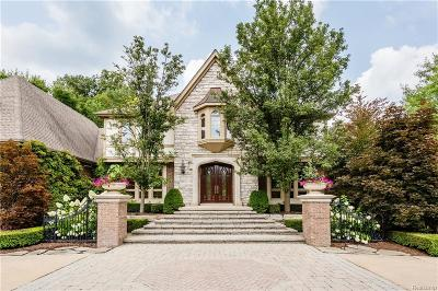 Single Family Home For Sale: 47870 Bellagio Court
