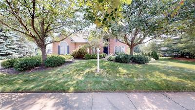 Single Family Home For Sale: 22470 Southwyck Court