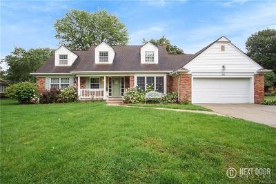 Beverly Hills Vlg Single Family Home For Sale: 31961 Robinhood Drive