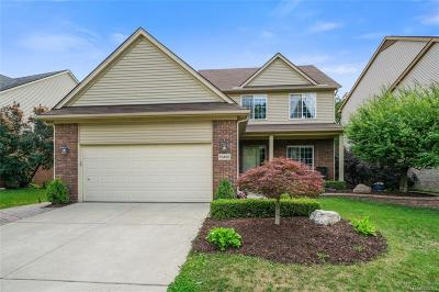 Single Family Home For Sale: 16466 Westminister Drive