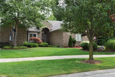 Clinton Twp Single Family Home For Sale: 41850 Antoinette Court