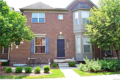 Salem, Salem Twp, Canton, Canton Twp, Plymouth, Plymouth Twp Rental For Rent: 41210 Maplewood Drive