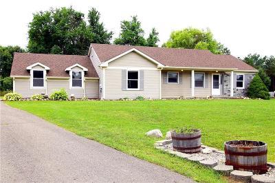 Green Oak Twp MI Single Family Home For Sale: $217,000