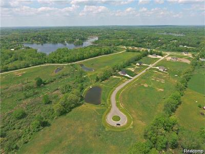 Brandon Twp Residential Lots & Land For Sale: 569 Pheasant Ridge Court