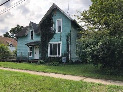 South Lyon Single Family Home For Sale: 415 W Liberty Street