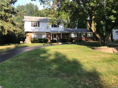 Troy Single Family Home For Sale: 6974 Limerick Lane