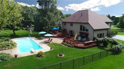 Oakland County Single Family Home For Sale: 562 Hawksmoore Drive
