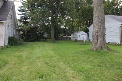 Warren Residential Lots & Land For Sale: 8444 Stout