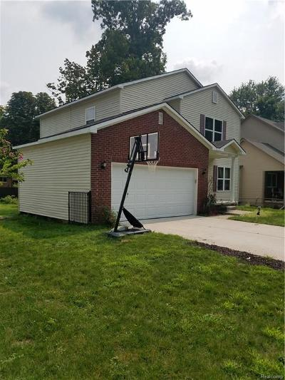 Livonia MI Single Family Home For Sale: $219,900