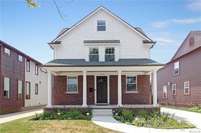 Birmingham Single Family Home For Sale: 1408 Ruffner Avenue